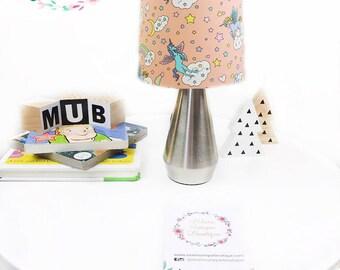 einhorn lampe etsy. Black Bedroom Furniture Sets. Home Design Ideas
