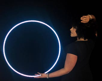 Colour Shift Reflective Hoop