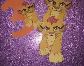 Lion Guard Toppers