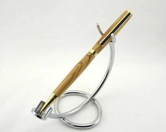 Olive Wood Pen, Wood Pen, Pen Case, Gift Box, Wooden Pen, Birthday Gift, Easter, Gift for Her, Gift for Him, Bethlehem, Holyland, Holy Land