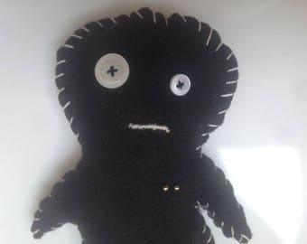 Monster Doll- Ghost