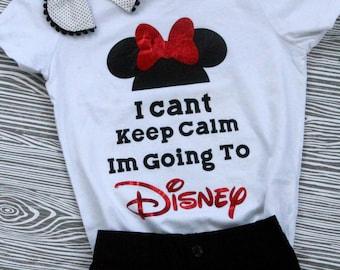 Going To Disney T-Shirt