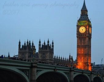 Photos de Londres, Big Ben, Angleterre, Parlement britannique, voyage photographie, photographie d'Architecture, monuments célèbres, Londres en Angleterre