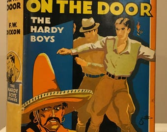 The Hardy Boys - The Mark on the Door by Franklin W Dixon