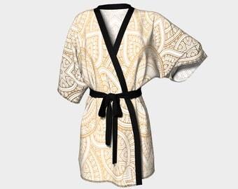 Arabian Kimono Robe