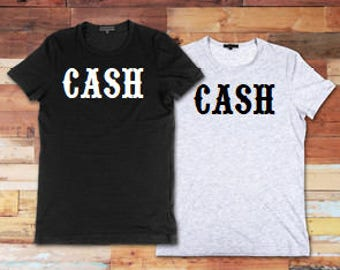 Johnny Cash t-shirt, Johnny Cash Shirt, Johnny Cash, Cash Shirt, Johnny Cash Clothing, Outlaw Country Shirt, Classic Country Shirt,