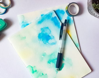 Watercolor Notebook
