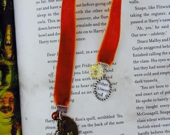 Harry Potter Inspired Ribbon Bookmark - Always