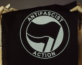 Antifascist Patch | Punk patch | Screen print | Patches for Jackets | Metal patch | Liberate Patch | Back Patch | Iron Front Patch | Custom