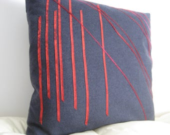FREQUENCY Series - 001 Pillow Cover