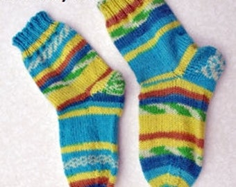 Knitted Socks 28/29
