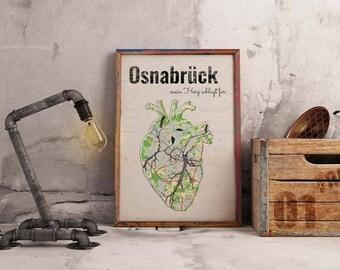 Osnabrück-My favorite city