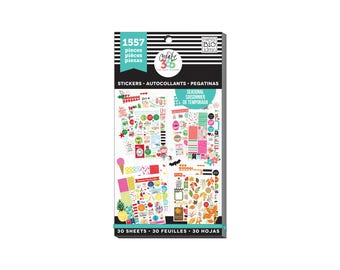 The Happy Planner Stickers - Seasonal