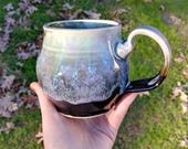 Cauldron Mug in Chalcedon...