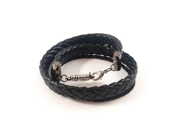 Black women bracelet