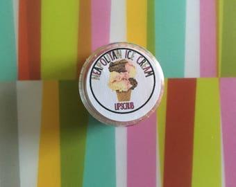 Neapolitan Ice Cream Lip Scrub