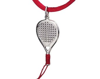 hanging red paddle paddle