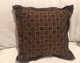 Decorative luxury pillow