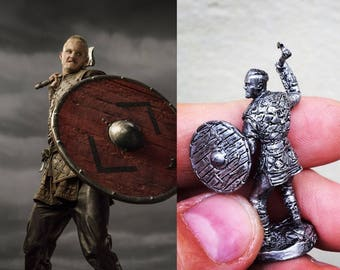 Bjorn figure vikings TV series