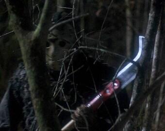 Part 7 Horror Sickle prop weapon