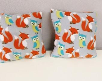 Forest Friends Pillows