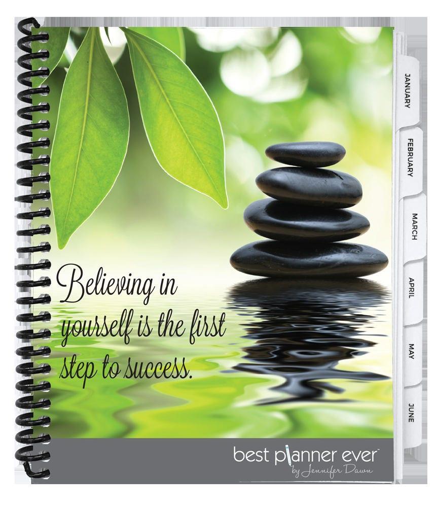 best planner ever stones 2018 daily planner goal setting. Black Bedroom Furniture Sets. Home Design Ideas