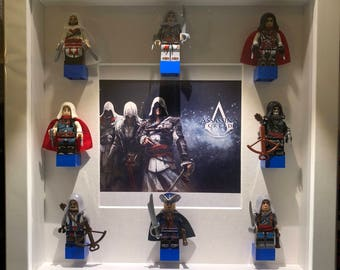 Assassins Creed Minifigure Frame