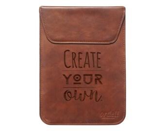 iPad Leather Sleeve