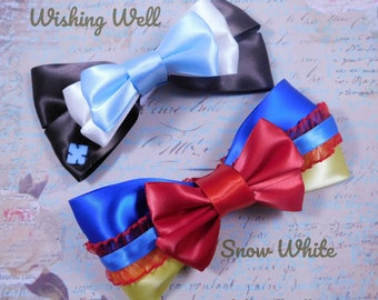 The Wishing Well and Classic Snow White Bow