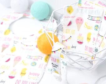 Cool Summer Box (baby shower, baby gift / summer)