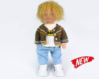 Waldorf Doll Boy 17""