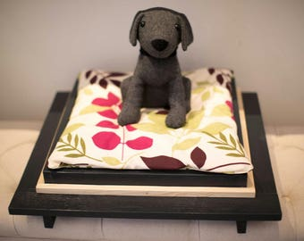 "Dog bed Minimal ""Jakarta"",Made in Italy, Tagia XS, We Wag"