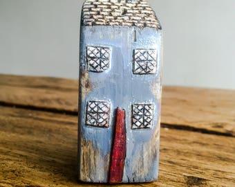 Handmade driftwood terrace house (iv)
