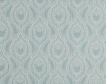 SALE! -  Alyssa Blue Valance - Window Valance - 50 x 16 Valance - Kitchen Valance - Valance - Bedroom Valance - Window Treatment - Blue
