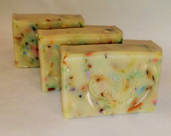 Ghost of Soaps Past Coconut Milk Soap