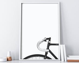Metal Bicycle Wall Decor bicycle wall art | etsy