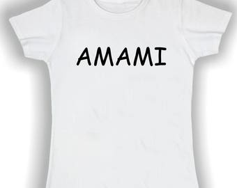 Women's Basic t shirt amami