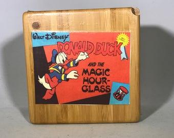 Donald Duck's Magic Hourglass Box