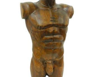 "The Statuette ""Vir»"
