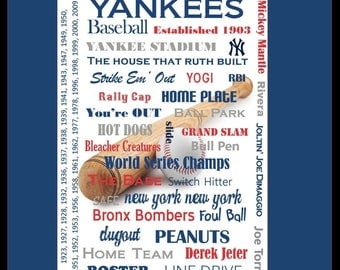 Go New York Yankees
