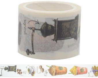 Starbucks and Coffee Special Edition Washi Tape