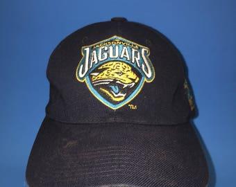 Vintage Jacksonville jaguars sports specialties Snapback Hat 1990s