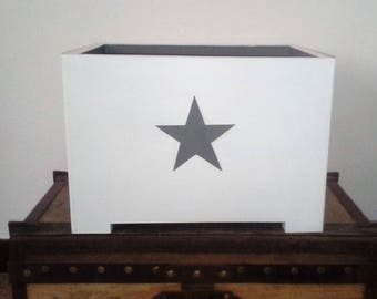 Large storage box for children's room