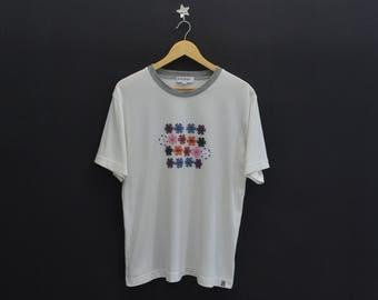 BALMAIN PARIS Shirt Vintage BALMAIN Paris Coins Chip Tee T Shirt Size M