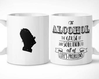The Simpsons > Philosophy Homer 3-exclusive mug mug/exclusive mug-Homer Simpson The Simpsons series TV series Television