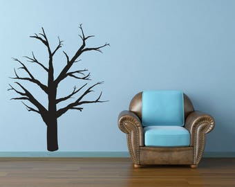 Tree Home and Family Vinyl Wall Decal