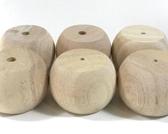 Furniture Legs Bun Feet bun feet | etsy