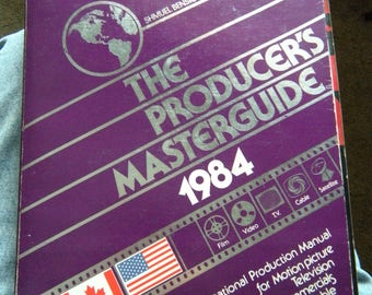The International Film Production Guide Directory - Producers Masterguide 1984