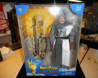 "Vintage 2001 MONTY PYTHON John Cleese  as Sir LAUNCELOT 12"" Figure  Never Opened"