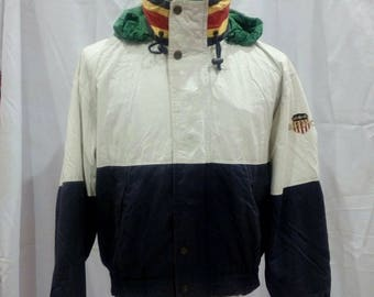 Vintage Sweater Hoodie Beverly Hills Polo Club.
